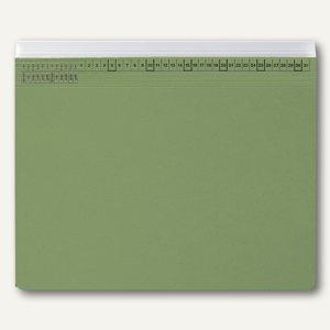 officio Kanzleihängehefter mit Tasche, Rechtsheftung, grün, 25 Stück, KF15785