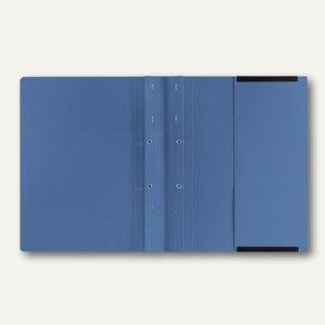 officio Kanzleihängehefter mit Tasche, 2 Abheftungen, blau, 25 Stück, KF15812