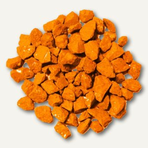 Papstar Deko-Steine, 5 - 8 mm, 730 gr., orange, 6er-Pack, 10331