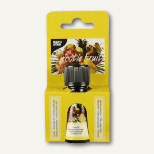Papstar Duftöl, 10 ml, Exotic Fruit, 8er-Pack, 83428
