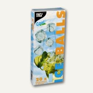 Eiskugelbeutel mit Selbstverschluss und Easy release