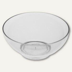 Papstar Fingerfood-Schalen Asia, Ø 7.2 cm, 3 cm, glasklar, 600 Stück, 11206