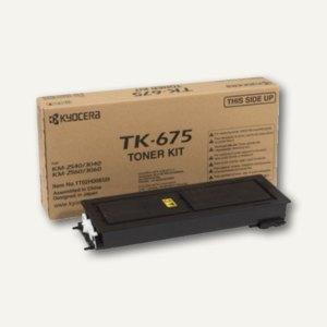 Kyocera Toner für TASKalfa 620 und 820, ca. 55.000 Seiten, schwarz, TK665