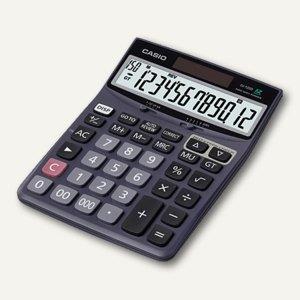 Casio Tischrechner, 12-stellig, Check & Correct Funktion, DJ-120D