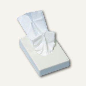 Papstar Halter für Hygienebeutel, weiß, 14 x 10 x 2.8 cm , 24 Stück, 12336