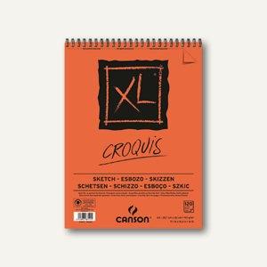 Skizzen- und Zeichenblock XL