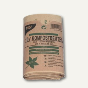Kompostbeutel aus Papier