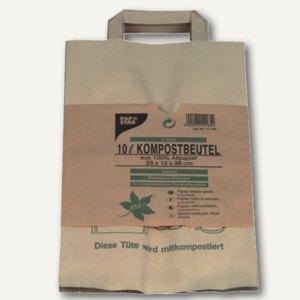 Kompostbeutel mit Henkel