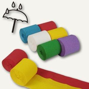 Artikelbild: Krepp-Bänder Rollen