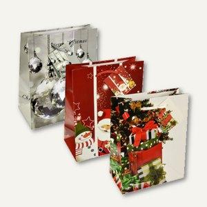 Lacktragetaschen Weihnachten Mittel