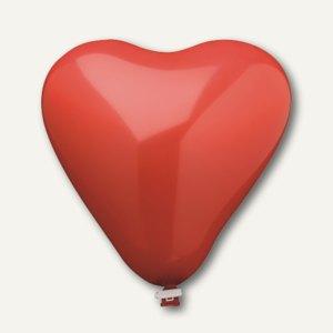 Luftballons Maxi Herz