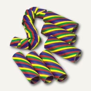 Luftschlangen Rainbow - (L)4 m