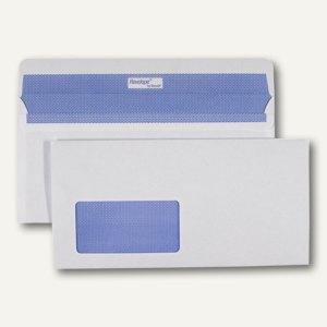 Mailmedia Briefumschläge REVELOPE mit Fenster, weiß, 500St., 247803