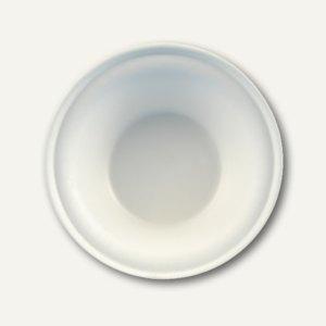 """Papstar Suppenschalen """"pure"""", Zuckerrohr, Ø 15.1 cm, 4.6 cm hoch, 144 St., 81325"""