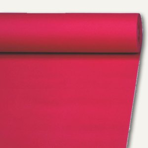 Tischdecke, stoffähnlich, Airlaid, 20 m x 1.2 m, bordeaux, 2er-Pack, 16281