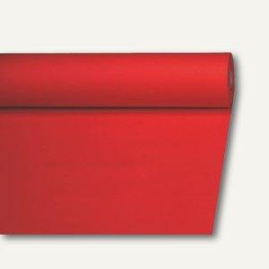 Papstar Tischdecke, stoffähnlich, Airlaid, 20 m x 1.2 m, rot, 2er-Pack, 16280