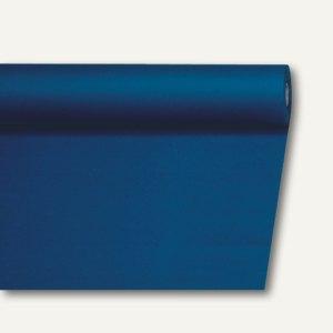 Tischdecke, stoffähnlich, Airlaid, 20 m x 1.2 m, dunkelblau, 2er-Pack, 16282