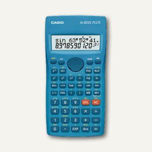 Casio Schulrechner, FX-82SX PLUS