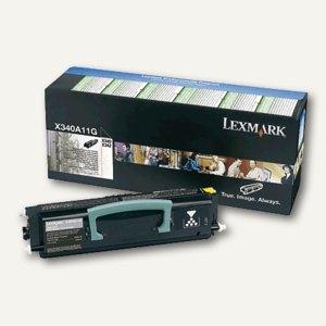 Lexmark Toner schwarz X340, X342, X340A11G