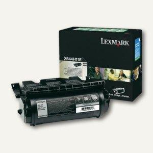 Druckerkassette schwarz X642