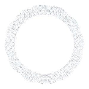 """Tortenspitzen """"Firenze"""" Fine Line, Premium-Qualität, rund, Ø34cm, weiß, 1.500St."""