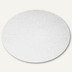 Papstar Tortenunterlagen, Pappe, Ø 24 cm, glatter Rand, 300 Stück, 81098
