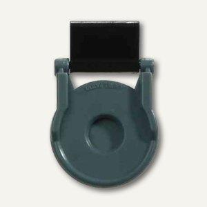 Laurel Kunststoff-Foldback-Klammer BRUTUS, 19 mm, schwarz, 12 Stück, 0716-11