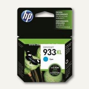 HP Tintenpatrone Nr.933XL, 825 Seiten, cyan, CN054AE