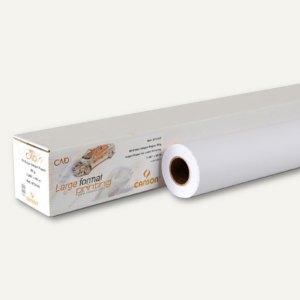 Canson Plotterrolle HiColor, 91.4 cm x 90 m, 90 g/qm, weiß, 1 Rolle, 872109