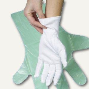 Artikelbild: klassische Baumwollhandschuhe