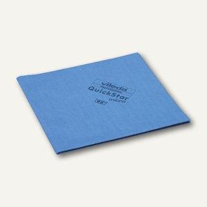 Vileda Microfasertuch QuickStar, blau, 91941