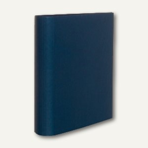 S.O.H.O. Ringbuch breit, DIN A4, 4 Ringe, 50mm, navy, 3er Pack, 1316452905