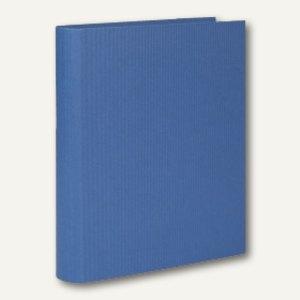 S.O.H.O. Ringbuch schmal, DIN A4, 2 Ringe, 25mm, blau, 3er Pack, 1316452960