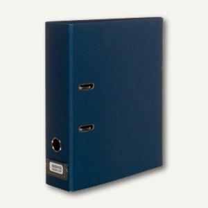 S.O.H.O. Büro-Ordner, 80 mm breit, Einsteckschild, navy, 4er Pack, 1317452908