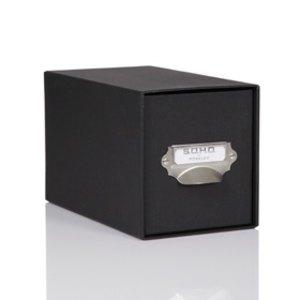 Rössler S.O.H.O. CD-Schubladenbox für 47 CDs, schwarz, 2er Pack, 1327452700