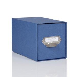Rössler S.O.H.O. CD-Schubladenbox für 47 CDs, blau, 2er Pack, 1327452960