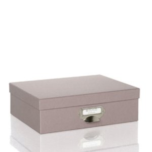 Rössler S.O.H.O. Aufbewahrungsbox mit Griff, taupe, 2er Pack, 1343452490