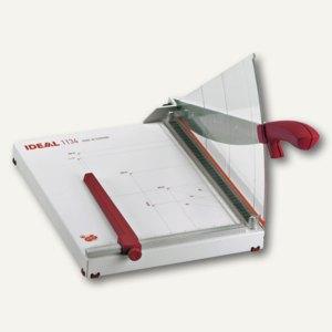 Ideal Hebelschneider 1134, max. 25 Blatt, 35cm Schnittlänge, manuell, 11341000