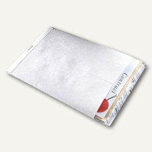 Tyvek Versandtasche B5 ohne Fenster, haftklebend, reißfest, weiß, 100 St., 11788