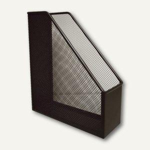 officio Stehsammler, DIN A4, Metall, 8.7x29.5x25cm, schwarz, KF00862