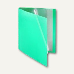 FolderSys Soft-Sichtbuch DIN A4, incl. 20 Hüllen, hellgrün, 20St., 25802-54