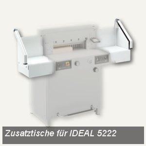 Zusatztische für Stapelschneider IDEAL 5222 DIGICUT