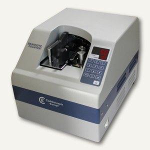 Professioneller Vakuum Zähler für gebündelte Banknoten CCE 290