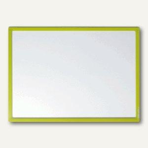 Ultradex Infotasche magnetisch, DIN A4, 312 x 225 mm, gelb, 889202