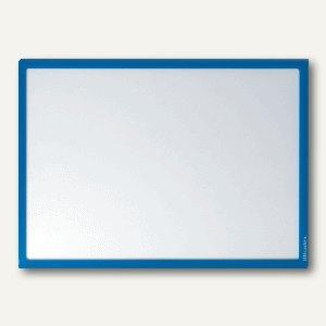 Ultradex Infotasche magnetisch, DIN A4, 312 x 225 mm, blau, 889207