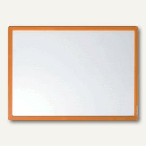 Ultradex Infotasche magnetisch, DIN A4, 312 x 225 mm, orange, 889241