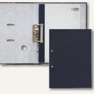 officio Ösmappen für Verträge, 10 mm, 100 Blatt, dklblau, 100 St.,mappe_10mm_dbl