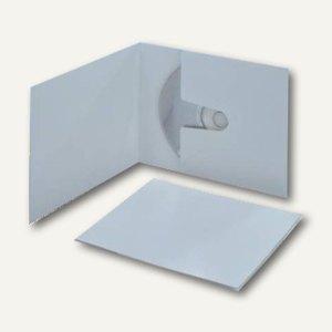 CD Kartonstecktasche mit Klappe 142 x 125 mm