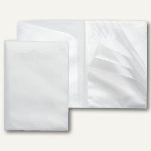 FolderSys Quickload Sichttaschen-Buch A4, 14 Taschen, transparent,10St.,25043-04