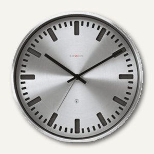 Wanduhr Colour Clock Solid